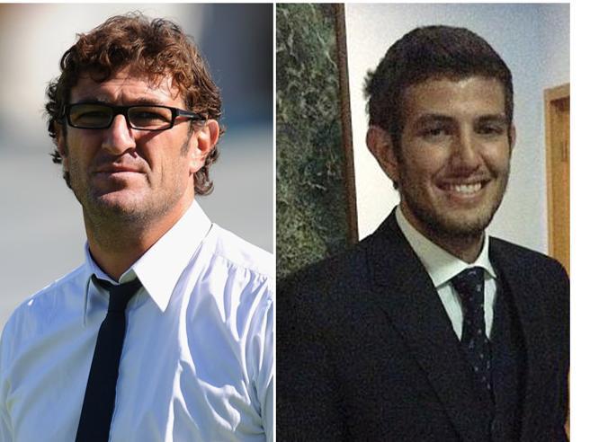 Il figlio di Ciro Ferrara: «Ho preferito tre lauree al calcio»