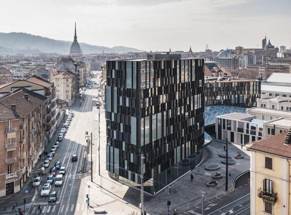 Torino: oggi si inaugura la nuova sede di Lavazza,