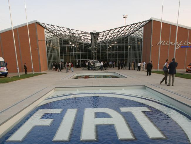 Fca, la nuova 500 elettrica sarà prodotta a Mirafiori