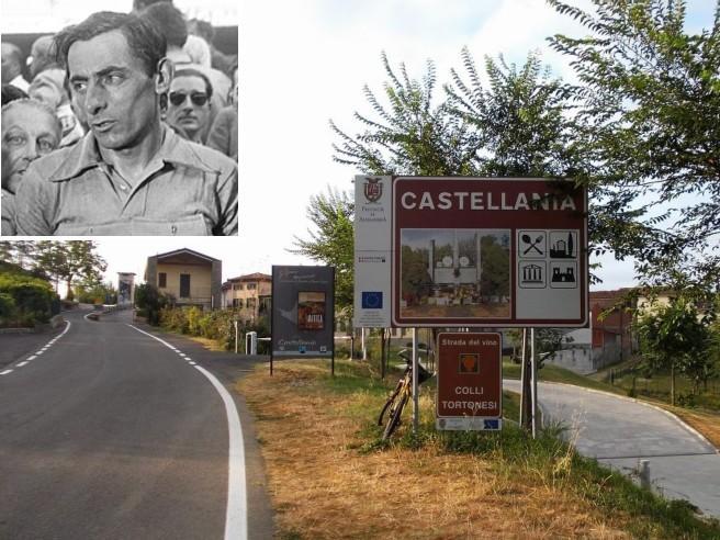Castellania cambia nome: diventa Castellania Coppi