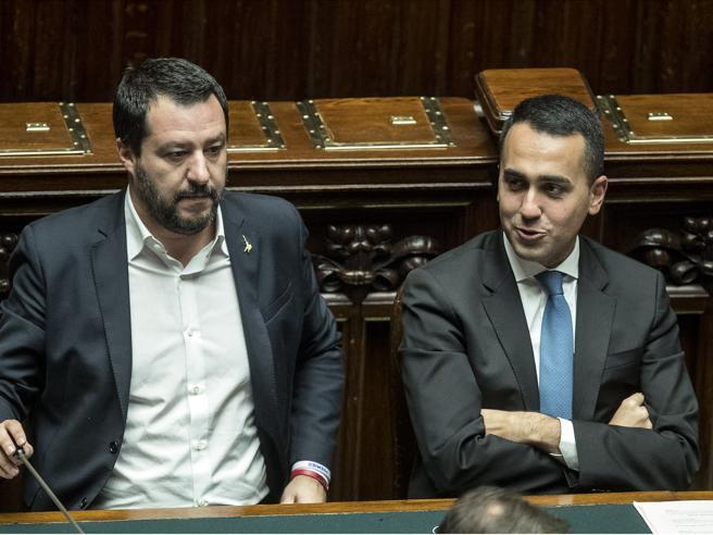 Di Maio: se Lega frena su dl Famiglia cerca pretesto per crisi