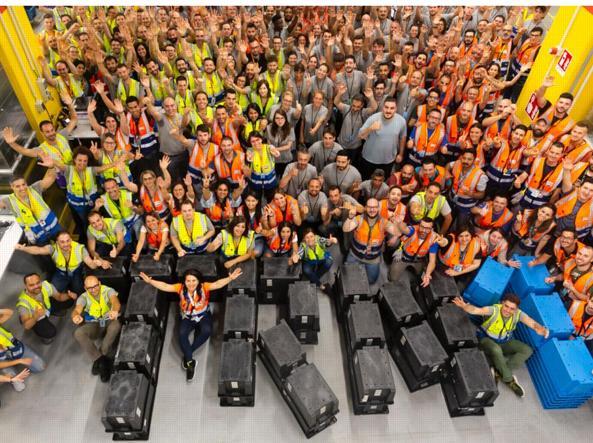Lavoro: Amazon assume 1000 persone. Dove e profili ricercati