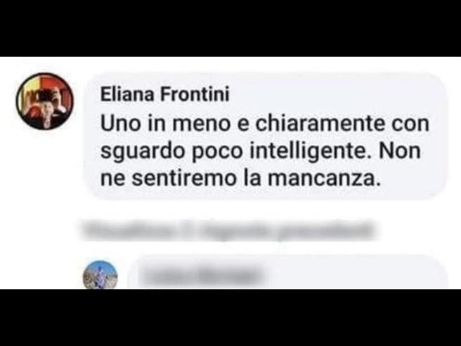Insulti a carabiniere ucciso, l'insegnante torna a scuola