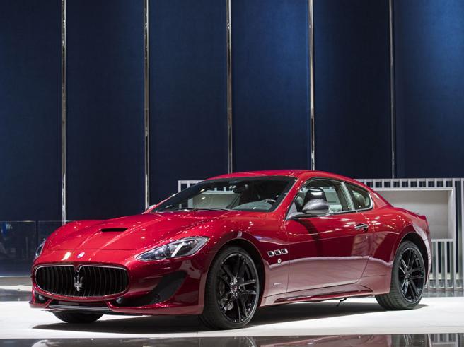 Maserati lancia la gamma a propulsione elettrica