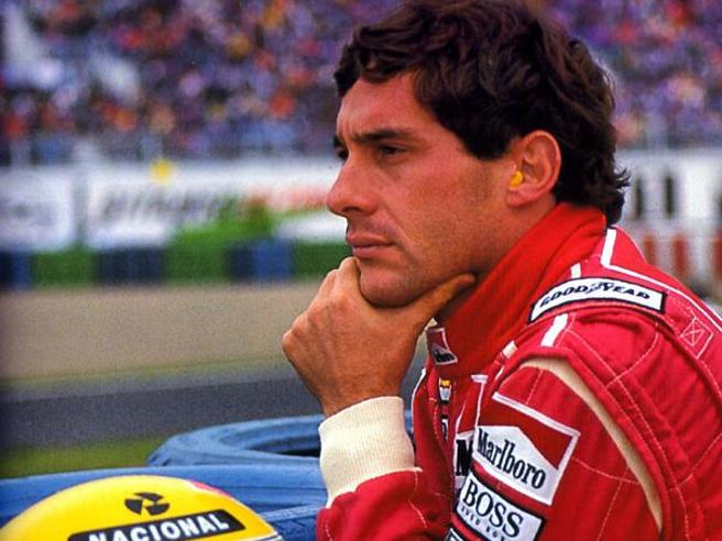 Rubano cimeli di Ayrton Senna, due arresti