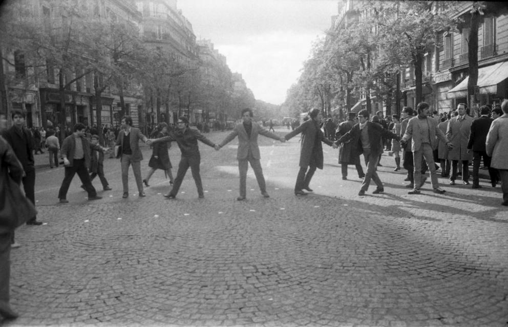 Torino, il Maggio '68 di Philippe Gras: al Camera 43 scatti
