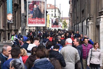 Torino, tutti in fila ai musei: code all'Egizio, Cinema, Sabauda