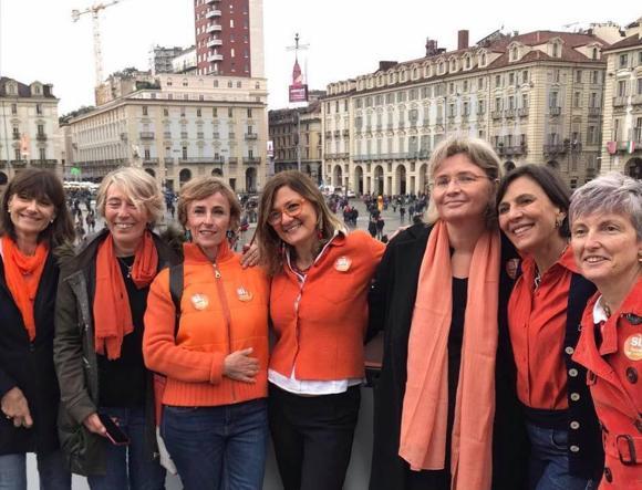 Torino, chi sono le 7 madamin favorevoli alla Tav (e contro la decrescita del M5s)