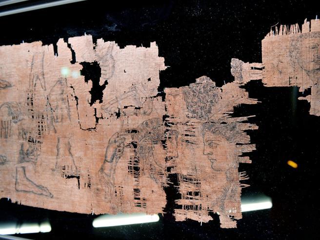 Il Papiro di Artemidoro è un falso, ma la truffa è prescritta