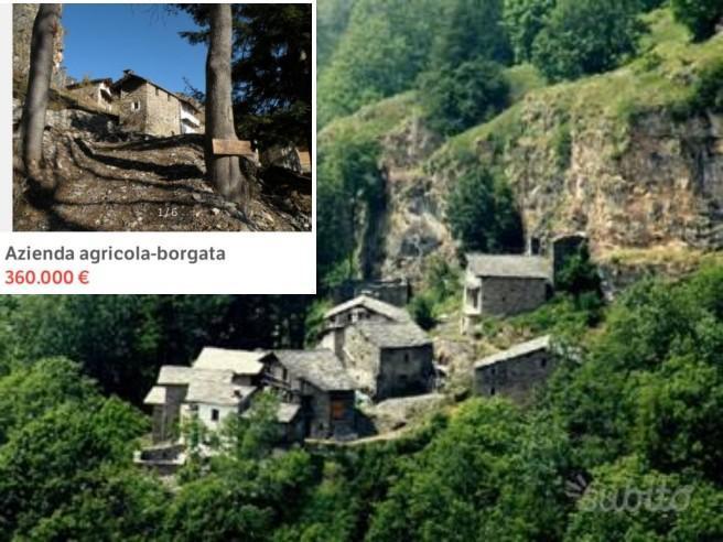Cuneo borgo alpino vendesi su a 360mila euro for Subito casa milano