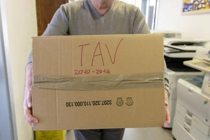Tav, scatoloni negli uffici del Commissariato di governo. Chiude la struttura