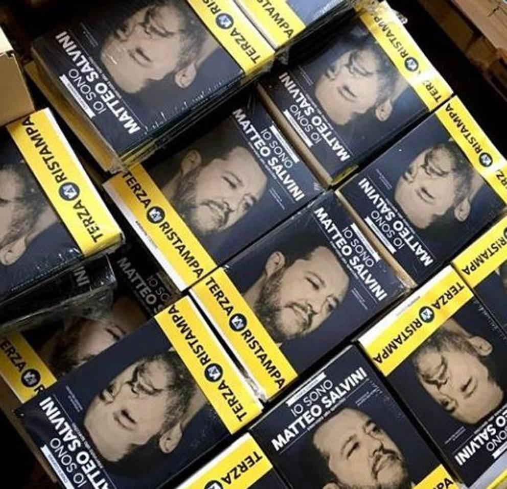 Altaforte: «Libro su Salvini alla terza ristampa». Sui ...