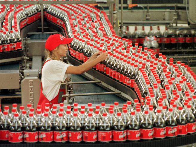 Coca Cola compra l'acqua piemonteseLurisia per 88 milioni