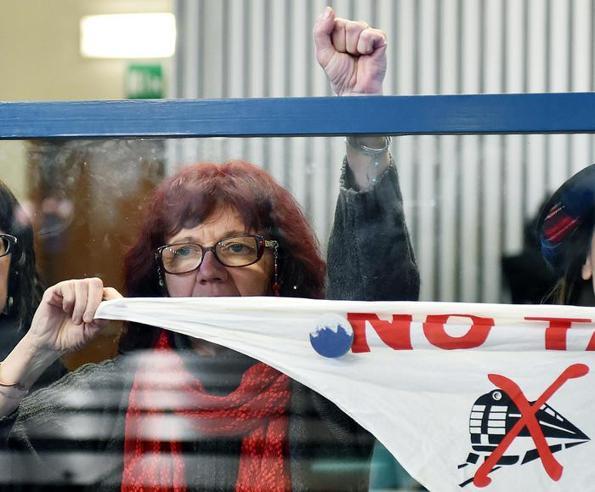 No Tav, ordine di carcerazione per Nicoletta Dosio