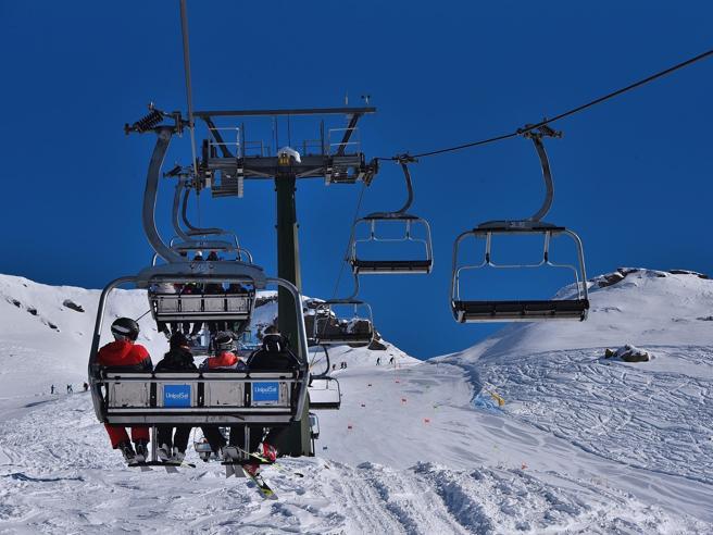 La Vialattea torna in pista con nuovi skilift e seggiovie
