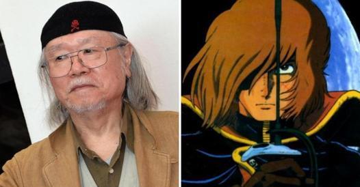 Leiji Matsumoto, malore a Torino: il papà di Capitan Harlock è grave - Corriere della Sera