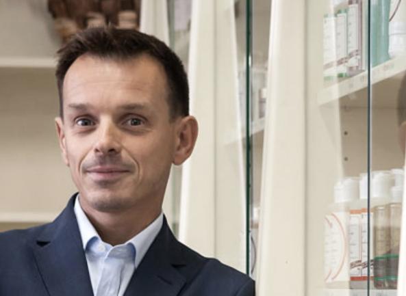 L'imprenditore Marco Piccol