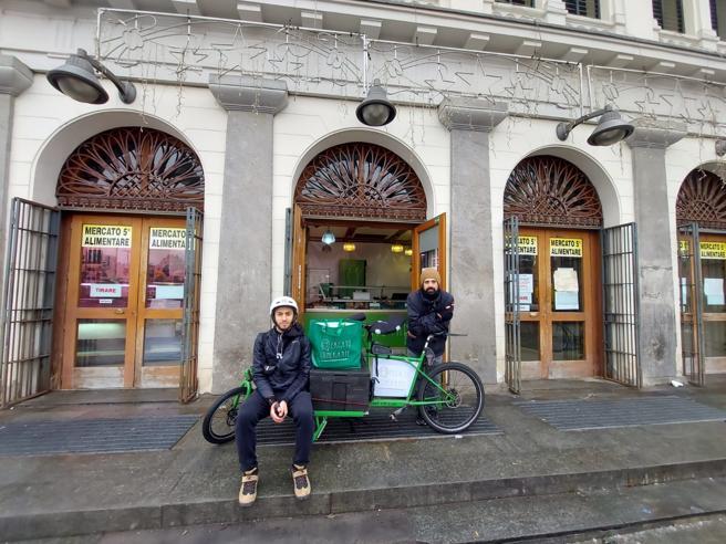 Con la startup di Porta Palazzo la spesa al mercato si fa da casa