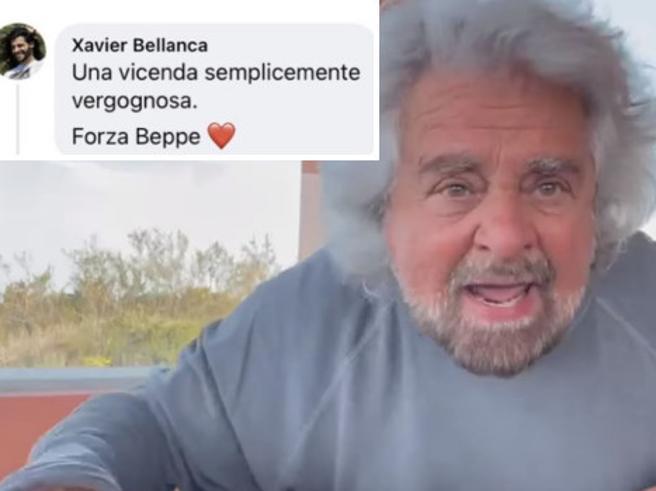 Video di Grillo, lo staffista di Appendino nella bufera per il post «Forza Beppe»