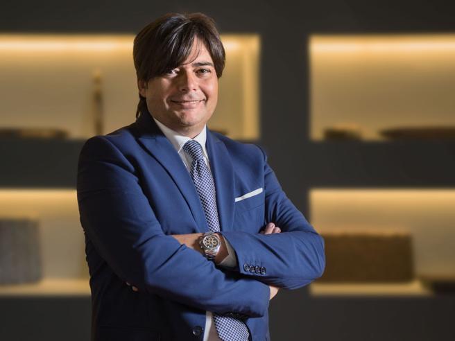 Bernocco, l'operaio diventato imprenditore: «Le idee non bastano, ci vogliono i sacrifici»