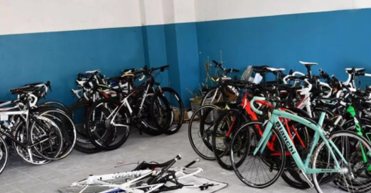 Torino, che fine fanno le bici rubate? Lo svela la geolocalizzazione (che porta al Nord Africa)