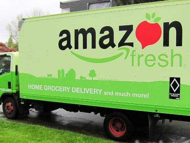 Amazon Fresh, per ora è un «no»
