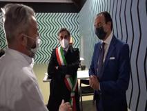 Torino, il Castello di Rivoli è il primo museo a diventare hub vaccinale