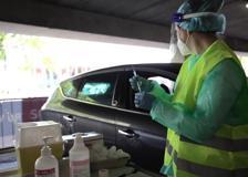 Vaccini, nuovo hub drive-in al commerciale Le Gru