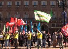 Gioco legale, la protesta a Torino: «La situazione è drammatica per 150 mila lavoratori»
