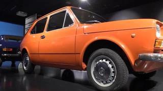 Torino, al Mauto si festeggiano i 50 anni della mitica Fiat 127