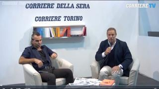 Piero Pelù al Salone del Libro