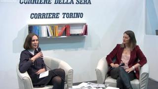 Veronica Benini al Salone del Libro