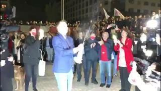 Torino, Lo Russo festeggia la vittoria alle amministrative