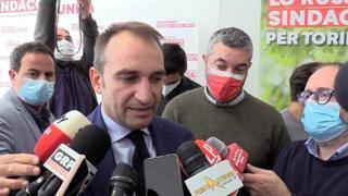 Torino, Lo Russo: «Con Damilano e M5s ci sono punti su cui convergere»