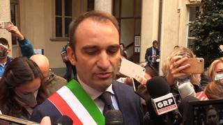 Torino, Lo Russo insediato in Comune: «Non abbiamo perso tempo, ora al lavoro»