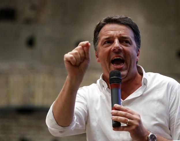 Renzi: «Torino col M5s va peggio, con loro un accordo locale è complicato» - Corriere della Sera